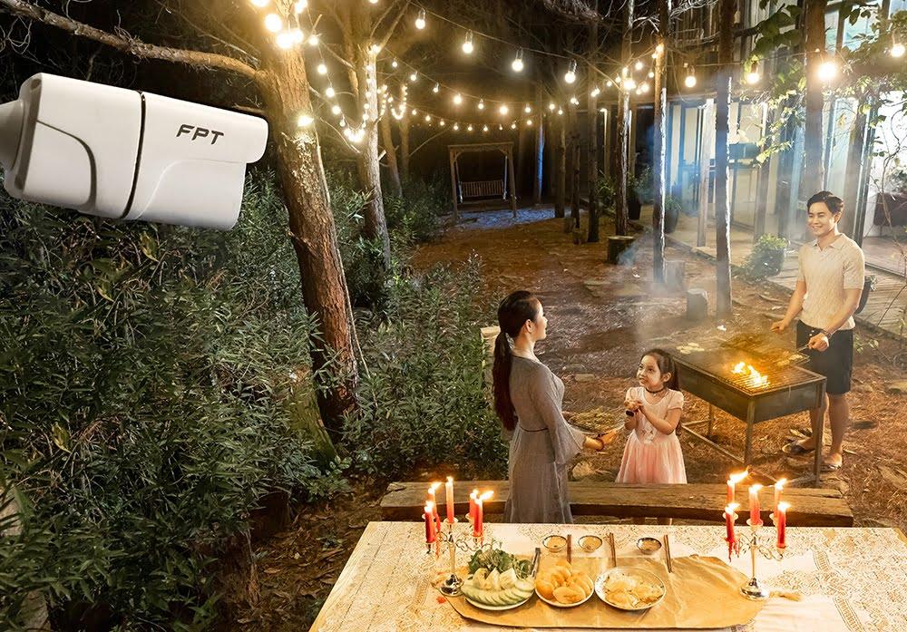 FPT Telecom ra mắt Camera IQ nhận diện thông minh