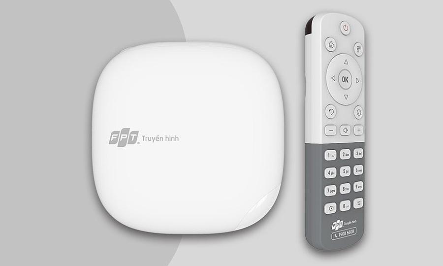 Xem truyền hình FPT thông qua bộ giải mã FPT TV 4K FX6