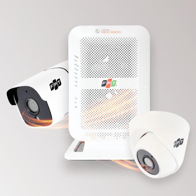 Gói combo Internet FPT Camera