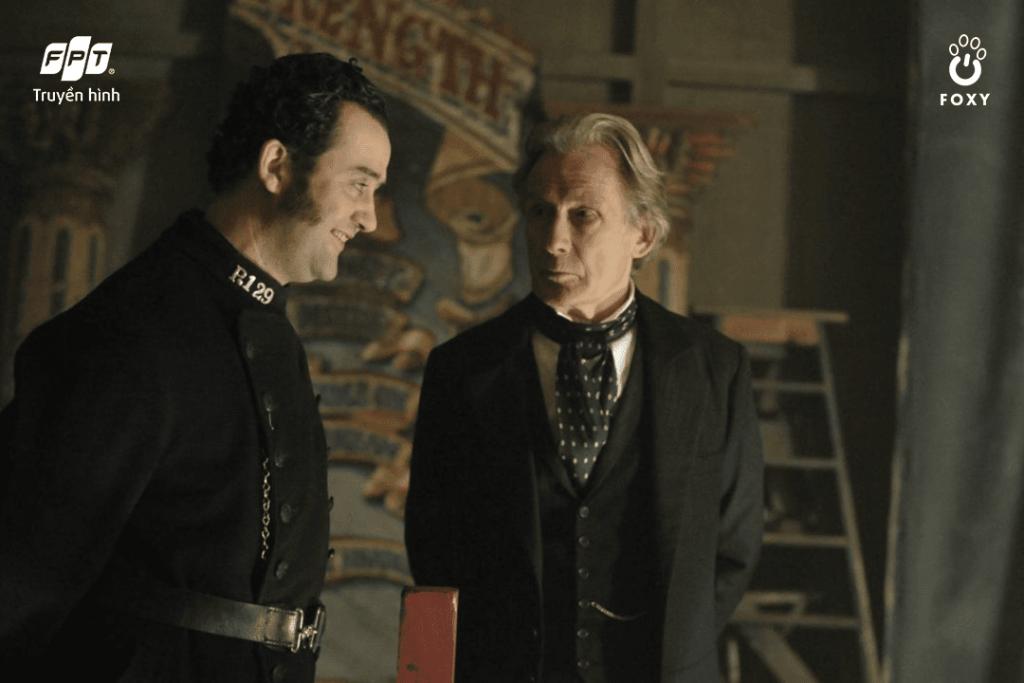 Thảm sát London – Phim trinh thám đáng xem trên ứng dụng Foxy của Truyền hình FPT