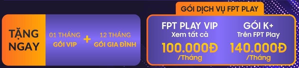 Khuyến mãi dành cho khách hàng đặt mua FPT Play BOX trong tháng 7/2021
